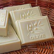 Косметика ручной работы handmade. Livemaster - original item Traditional Castile soap from scratch. Handmade.