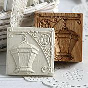 Для дома и интерьера handmade. Livemaster - original item Gingerbread shape lantern. Handmade.