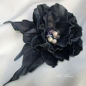 Украшения handmade. Livemaster - original item Camellia MUSICAL. Handmade.