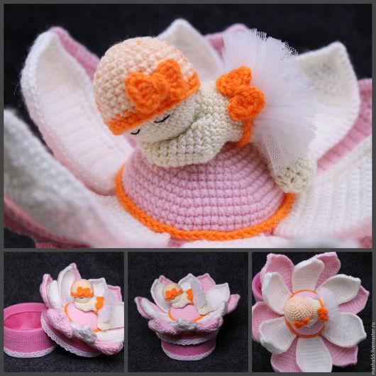 Шкатулочка «Новорожденная» автор Уразбахтина Мария (Masha55)