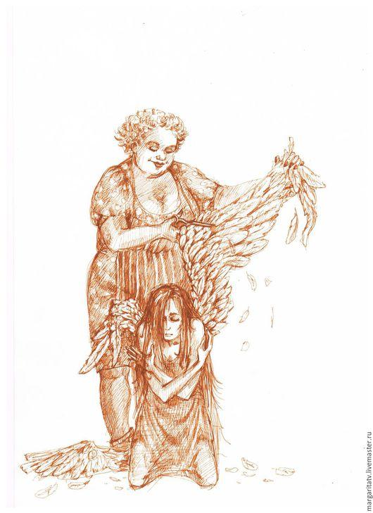 Заботливый ангел