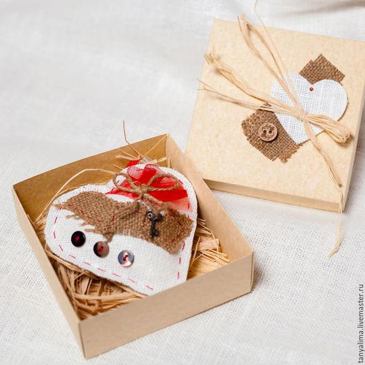 """Подарки для влюбленных ручной работы. Ярмарка Мастеров - ручная работа. Купить Подарок для любимых  и близких """"Сердце  с Любовью"""". Handmade. Белый"""
