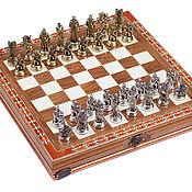 Активный отдых и развлечения handmade. Livemaster - original item #Handmade chess
