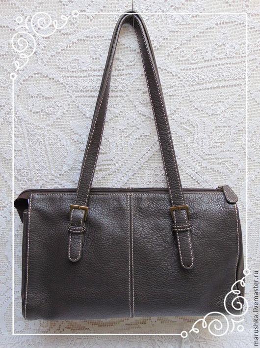 Винтажные сумки и кошельки. Ярмарка Мастеров - ручная работа. Купить Винтажная сумка, Италия. Handmade. Сумка через плечо