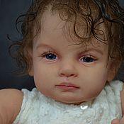 Куклы и игрушки ручной работы. Ярмарка Мастеров - ручная работа Кукла реборн,Sabrina Rose от скульптора Ping Lau.. Handmade.
