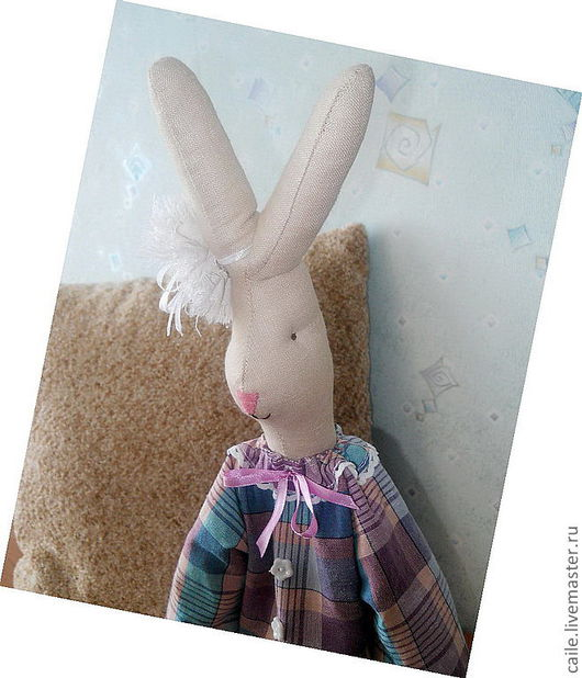 Куклы Тильды ручной работы. Ярмарка Мастеров - ручная работа. Купить Кролик Maileg Кристи. Не Тильда. Handmade. Кролик