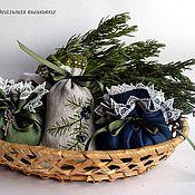 """Сувениры и подарки ручной работы. Ярмарка Мастеров - ручная работа Набор """"Цветущий можжевельник"""". Handmade."""