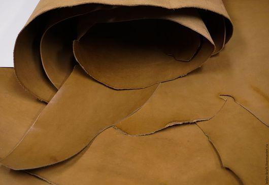 Другие виды рукоделия ручной работы. Ярмарка Мастеров - ручная работа. Купить Кожа растительного дубления.. Handmade. Кожа натуральная