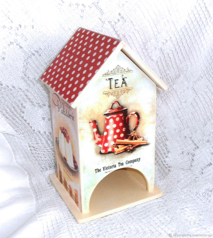 Tea house the Tea with the pot brownies), Houses, Novosibirsk,  Фото №1