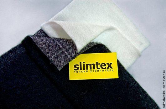 Шитье ручной работы. Ярмарка Мастеров - ручная работа. Купить Наполнитель Slimtex Слимтекс S-200. Handmade. Белый, наполнитель