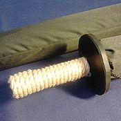 Доспехи ручной работы. Ярмарка Мастеров - ручная работа Тренировочное оружие — меч тямбара/тёкэн, палка ханбо. Handmade.