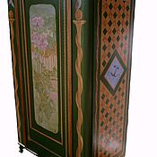 Дизайн и реклама ручной работы. Ярмарка Мастеров - ручная работа Платяной шкаф. Handmade.