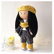 Тильда Зверята ручной работы. Ярмарка Мастеров - ручная работа Кукла интерьерная. Handmade.