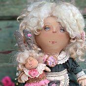 Куклы и пупсы ручной работы. Ярмарка Мастеров - ручная работа Заблудившееся небо. Handmade.