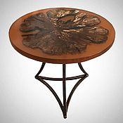 Для дома и интерьера handmade. Livemaster - original item Table of Apple-tree. Handmade.