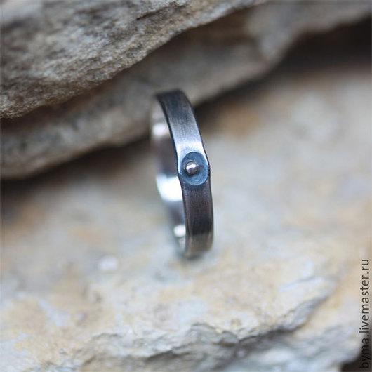 Серебряное кольцо купить