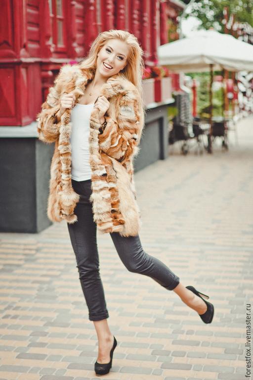 Fox fur coat, Fur Coats, Moscow,  Фото №1