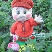 """Куклы и игрушки ручной работы. Ярмарка Мастеров - ручная работа мастер - класс """"Домовеныш Егорка"""". Handmade."""