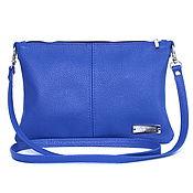 Сумки и аксессуары handmade. Livemaster - original item Clutch shoulder Bag with strap and pocket. Handmade.