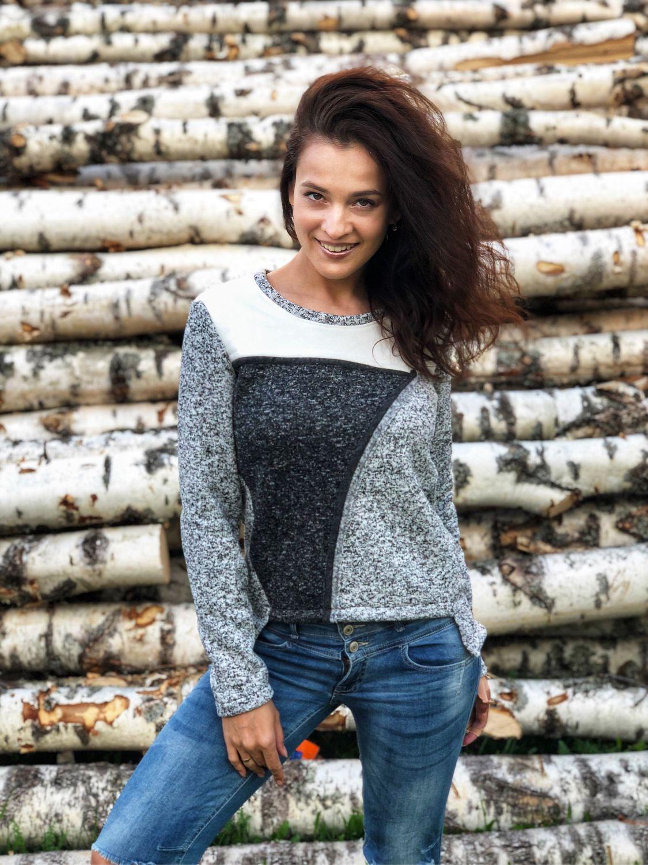 Sweatshirt 'Jeffry', Sweater Jackets, Ivanovo,  Фото №1