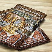 Дизайн и реклама ручной работы. Ярмарка Мастеров - ручная работа Визитка мастера. Handmade.