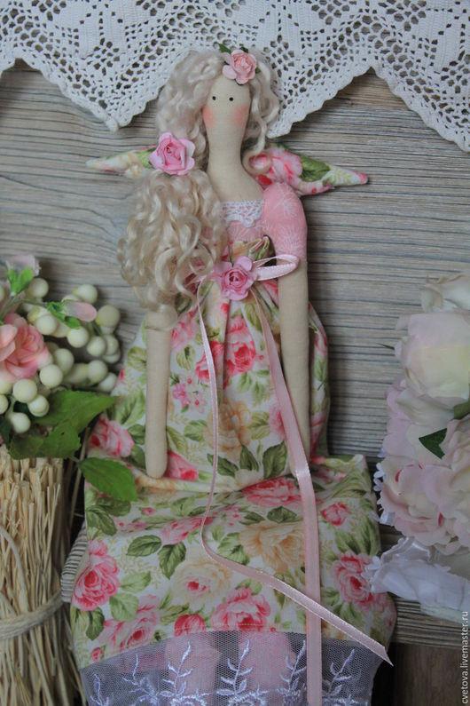 Куклы Тильды ручной работы. Ярмарка Мастеров - ручная работа. Купить Кукла  Тильда. Handmade. Кукла Тильда, фея тильда