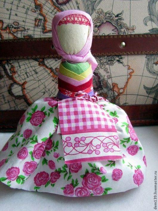 """Народные куклы ручной работы. Ярмарка Мастеров - ручная работа. Купить Народная кукла """" На удачное замужество"""". Handmade."""