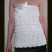 Одежда ручной работы. Ярмарка Мастеров - ручная работа Топ. Handmade.