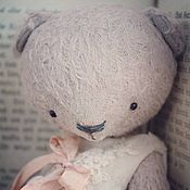 Куклы и игрушки ручной работы. Ярмарка Мастеров - ручная работа Мишка тедди ЧАЙНАЯ РОЗА    Мишки тедди. Handmade.