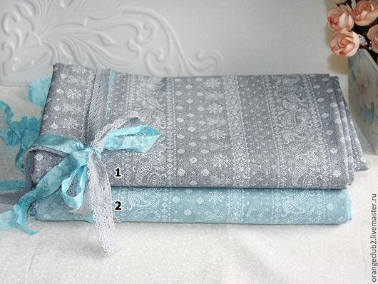 Шитье ручной работы. Ярмарка Мастеров - ручная работа. Купить Японская ткань кружевная пэйсли. Handmade. Ткань