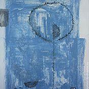 Картины и панно ручной работы. Ярмарка Мастеров - ручная работа Illusion of falling. Handmade.