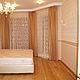 Текстиль, ковры ручной работы. Комплект штор для спальни №28. Дизайн-студия 'Соланж'. Ярмарка Мастеров. Тюль, м2