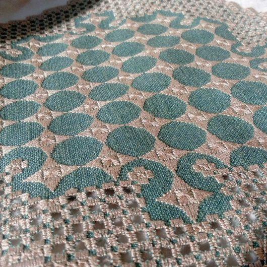 Текстиль, ковры ручной работы. Ярмарка Мастеров - ручная работа. Купить Салфетка Hardanger. Handmade. Разноцветный, скатерть ручной работы