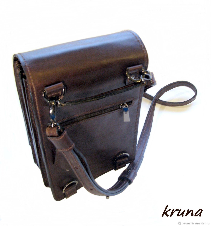 4c3532d7c7af Сумка-планшет-ранец мужская из натуральной кожи - 3 – купить в ...