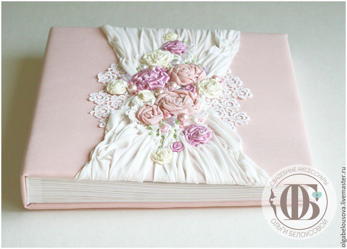 фотоальбомы свадебные ручной работы фото