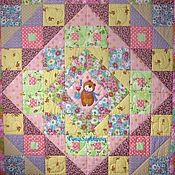 Для дома и интерьера handmade. Livemaster - original item Baby blanket