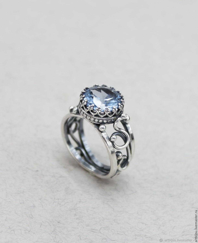 Antique Engagement Ring Rings For Women Rings For Men Blue ...