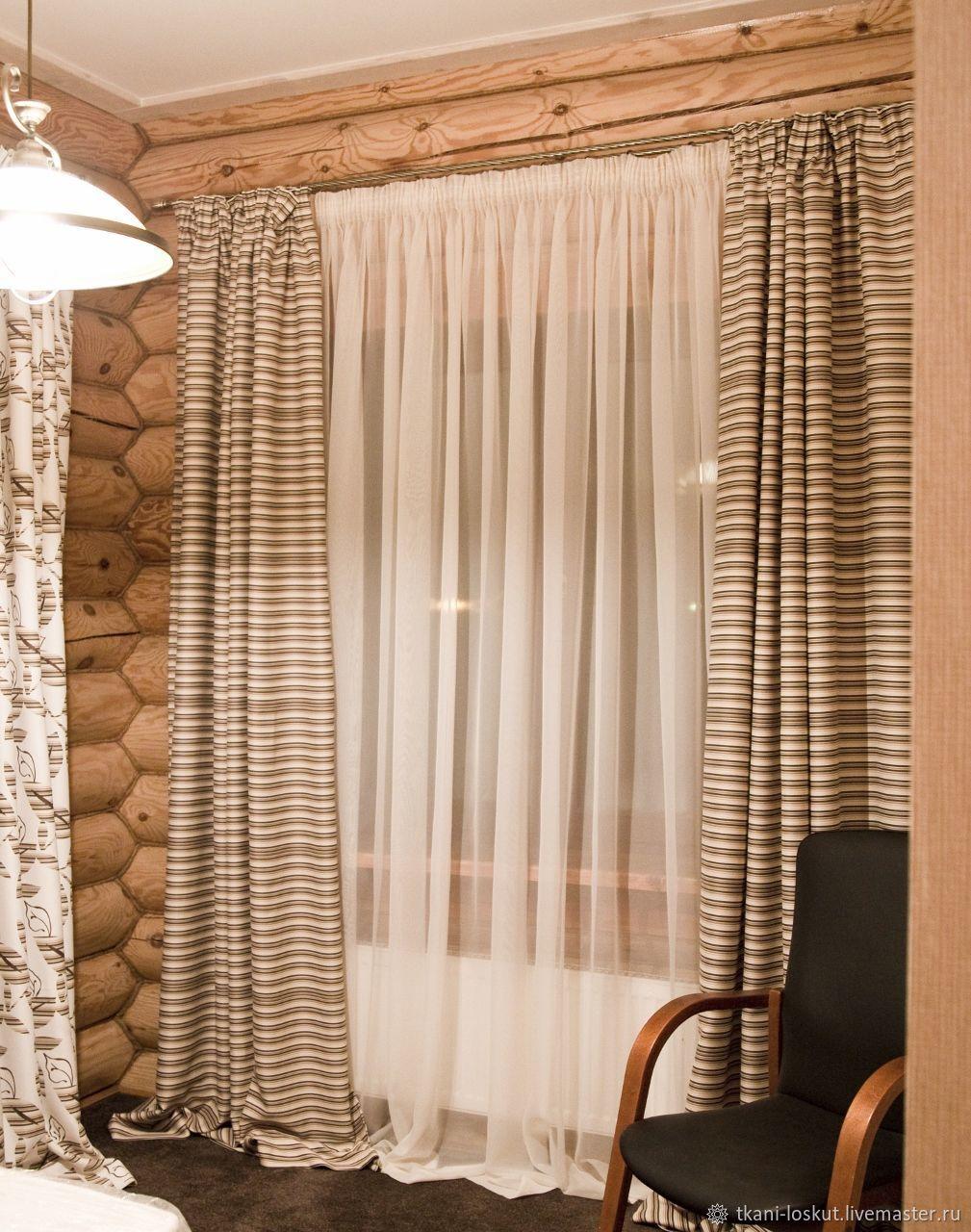 Фото шторы в своем доме
