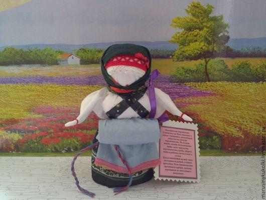 Народные куклы ручной работы. Ярмарка Мастеров - ручная работа. Купить новгородская беременная кукла. Handmade. Беременная кукла