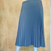 Одежда handmade. Livemaster - original item Skirt pleats, . Handmade.