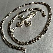 Украшения handmade. Livemaster - original item Chain: Men`s Large Chain double Diamond. Handmade.