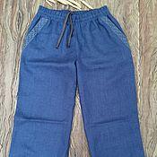 Мужская одежда handmade. Livemaster - original item Harem pants. Handmade.