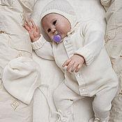 Работы для детей, ручной работы. Ярмарка Мастеров - ручная работа Термокомбинезон для новорожденных Термо.. Handmade.