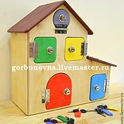 Куклы и игрушки handmade. Livemaster - original item Educational