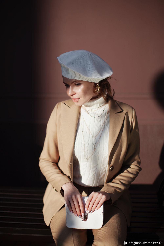 LATEST Paris white GOLD Pantsuit, Suits, Moscow,  Фото №1