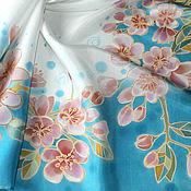 Аксессуары handmade. Livemaster - original item Copy of Copy of Copy of Copy of The Little Prince scarf, silk satin. Handmade.