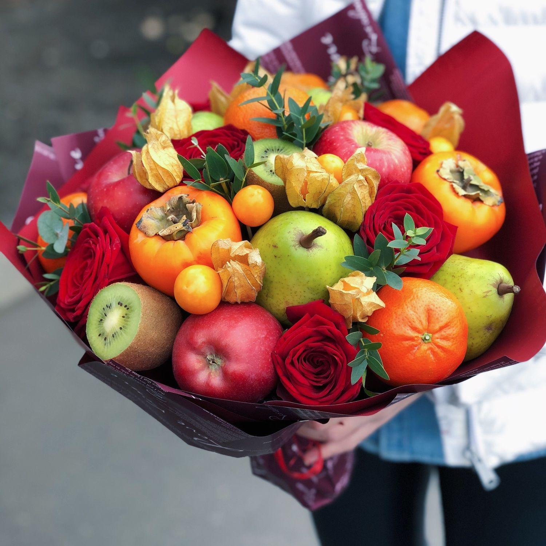 Букет из фруктов, Букеты, Москва,  Фото №1