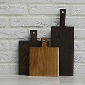 Для дома и интерьера handmade. Livemaster - original item Set of Cutting Boards. Handmade.