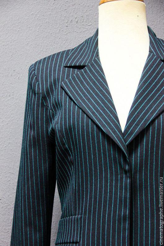 Одежда. Ярмарка Мастеров - ручная работа. Купить Пиджак Blend deluxe новый  ретро с бирками. Handmade. Комбинированный, стильный пиджак