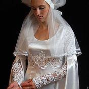 Одежда ручной работы. Ярмарка Мастеров - ручная работа средневековое для свадьбы. Handmade.